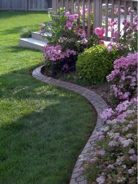 Landscape Borders Plants : Website designed at homestead make a and list your business